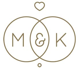 m and k logo